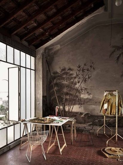 Painted Walls Could Be Cool Concept Sam House In 2019