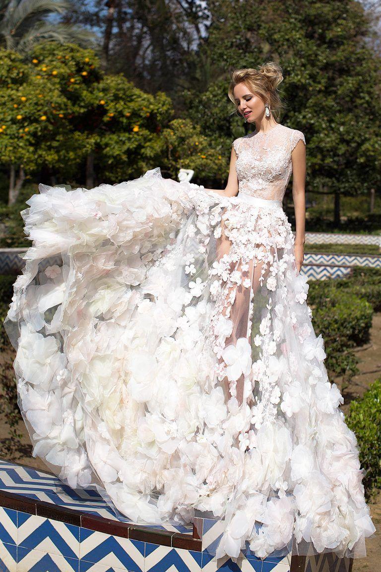 Pin von Sadie Elsenbroek auf Weddings | Pinterest | Ballkleid ...