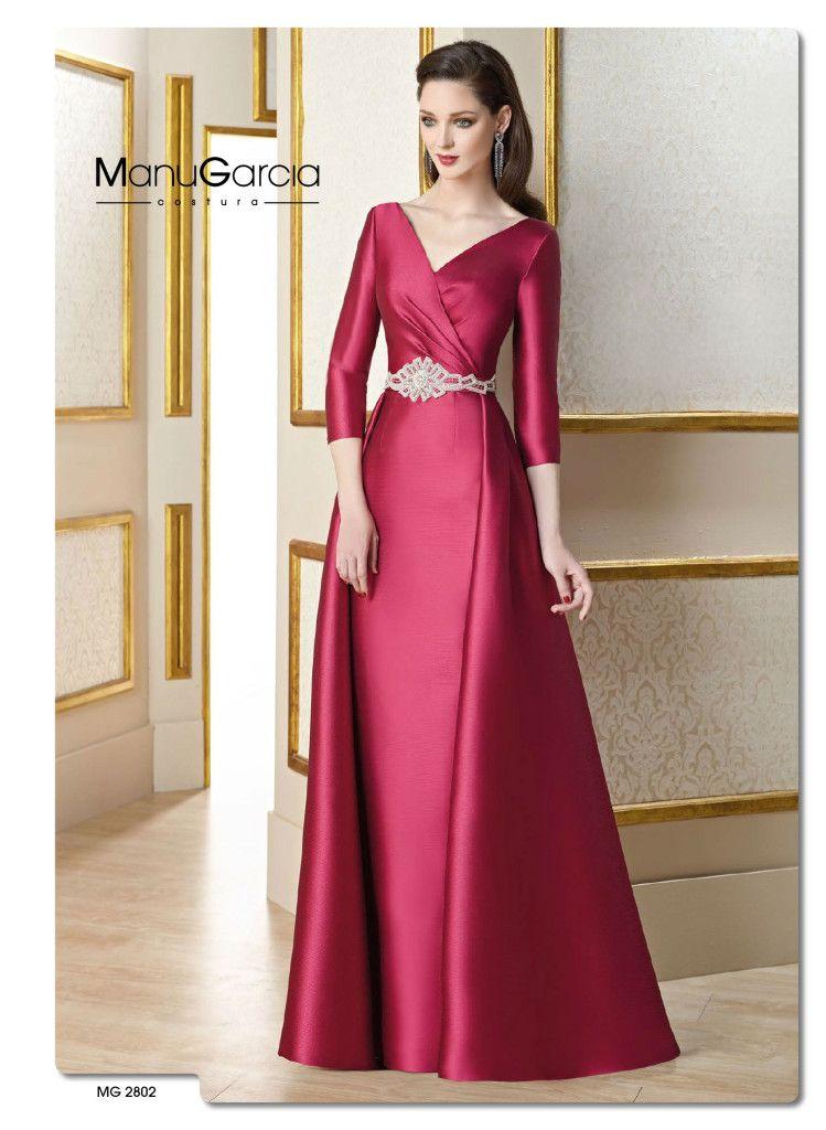 Vestidos de fiesta para el próximo otoño http://blog.higarnovias.com ...