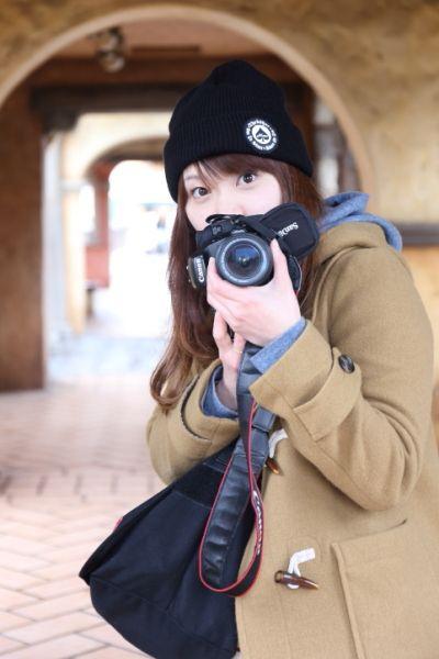 カメラ女子ポートレートの撮り方 カメラ女子 写真家 写真撮影