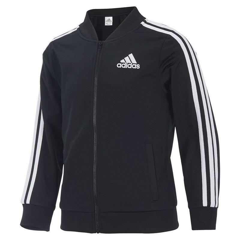 ab6c59daba adidas Girls Lightweight Bomber Jacket - Big Kid | Products | Girls ...