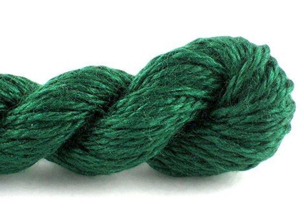80m DMC Perle Cotton Thread No.8 #995 DARK ELECTRIC BLUE 10g 10g Ball
