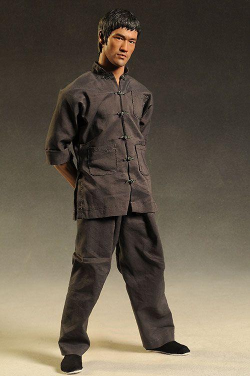 Enterbay Hd Masterpiece Bruce Lee Figure Em 2020 Bruce Lee Fotos