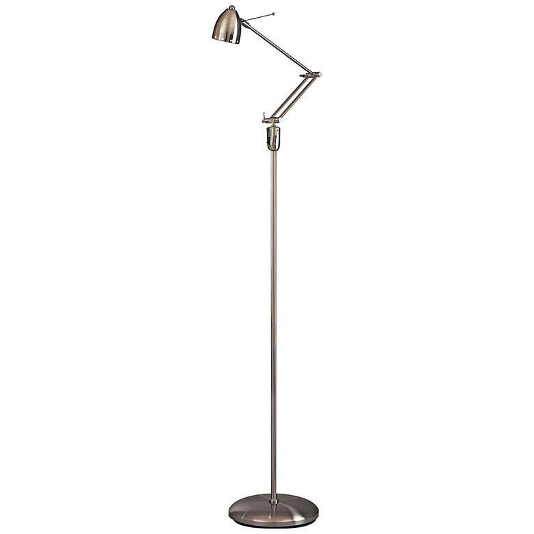 George Kovacs Adjustable Reading Light Floor Lamp 11699 Lamps