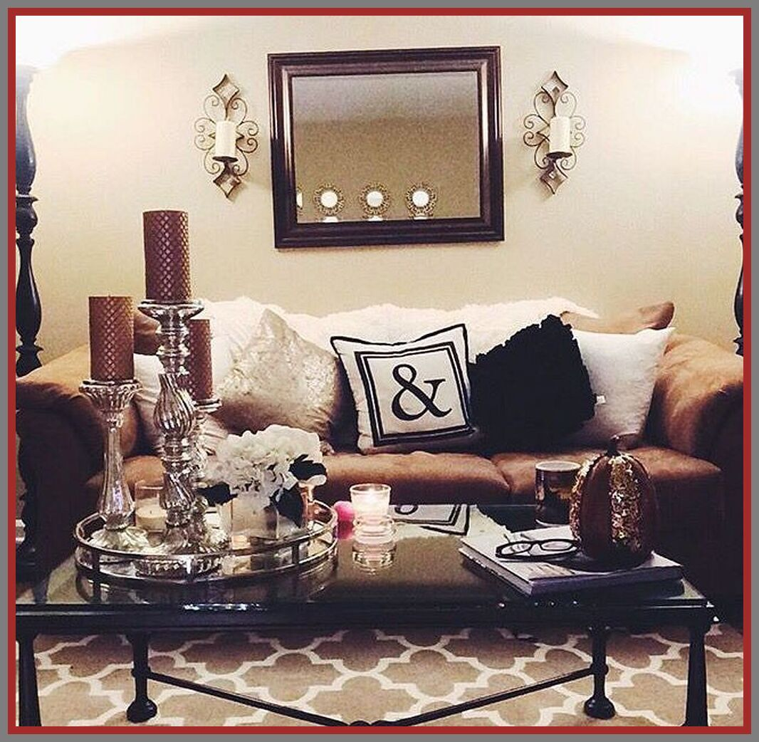 34 Reference Of Cosy Living Room Ideas Brown Sofa In 2020