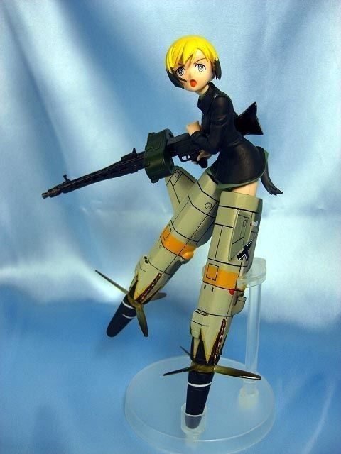 Strike Witches Erika Hartman High Quality Figure by FuRyu