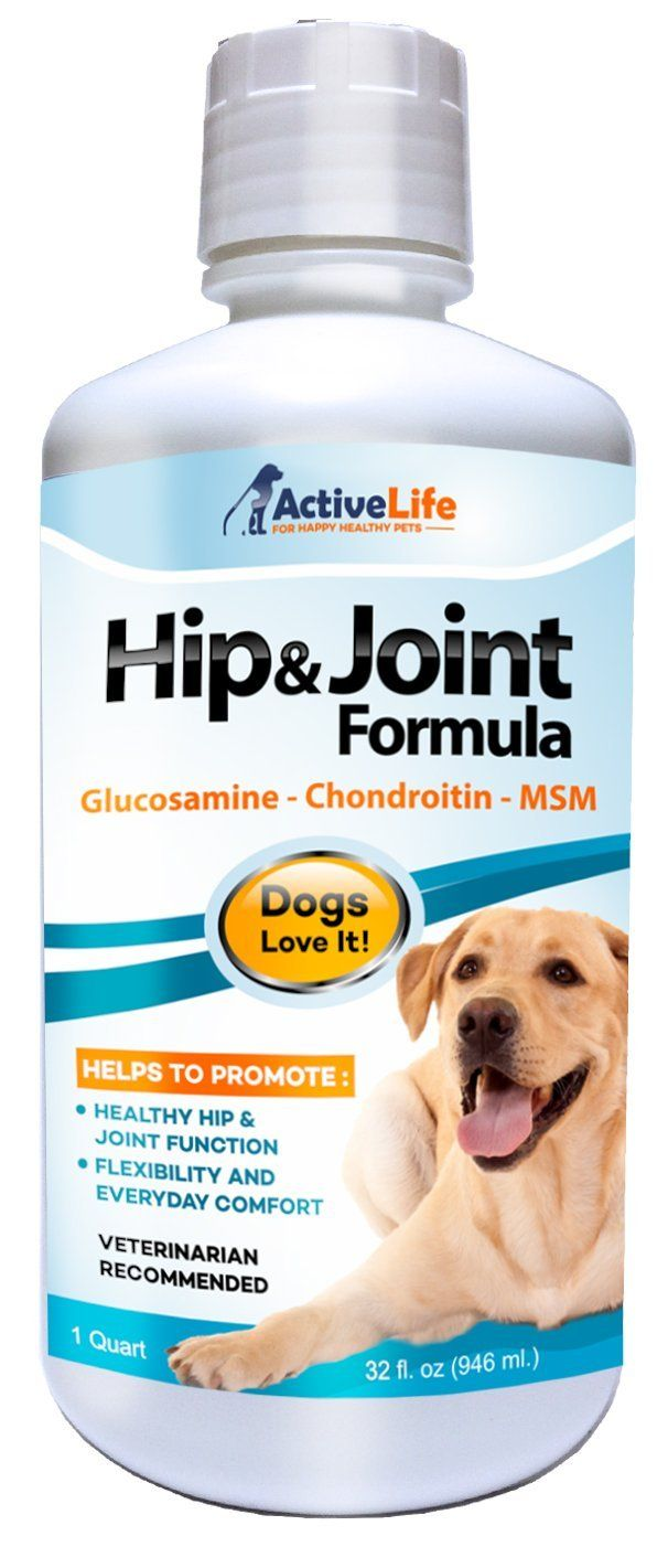 Active Life Hip And Joint Formula Review Dog Supplement Dog