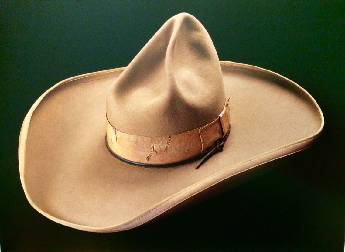 1920's Stetson cowboy hat | Hats I like in 2019 | Cowboy