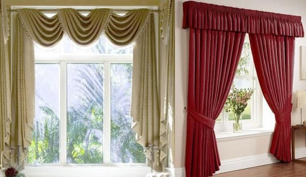Curtains In Modern Houses No Longer A Point Of Interest