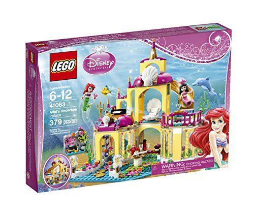 Lego Disney Princess Ariel S Undersea Palace Disney Http Www Amazon Com Dp B00nhqgalc Ref Cm Sw R Pi Dp Kikrub0 Lego Disney Princess Frozen Legos Lego Disney Lego sleeping beauty royal bedroom