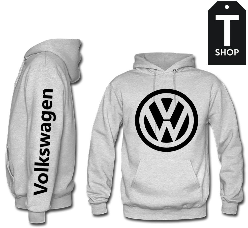 sitio de buena reputación 9117b a62f6 Volkswagen Hoodie | Ropa | Accesorios volkswagen, Autos vw y ...