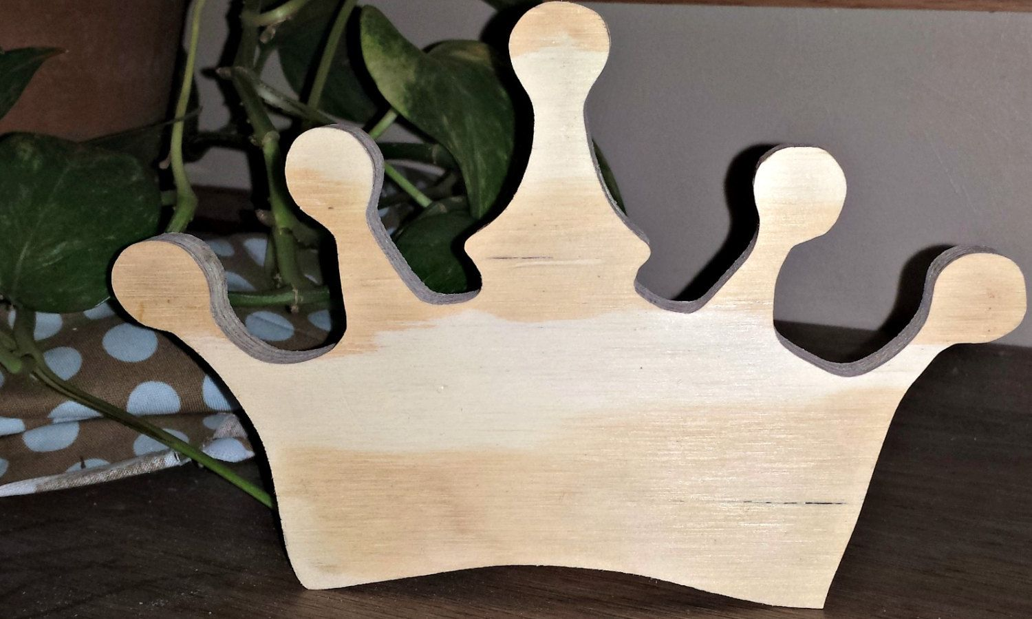 unfinished crown by OKCustomFurniture on Etsy