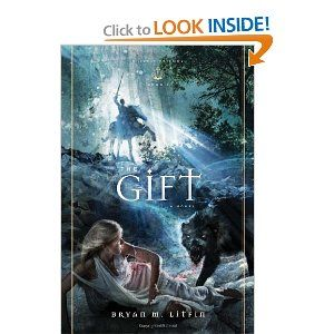 The Gift - book two in the Chiveis series.  Can't wait until book 3 comes out :)
