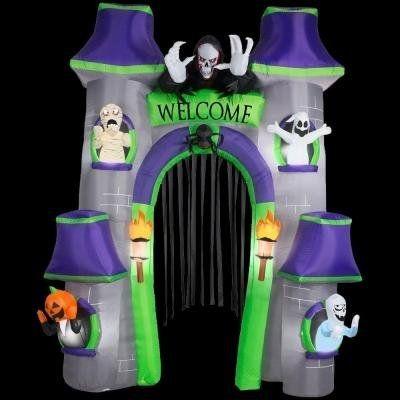 Halloween\u0027s Day 2017\ - inflatable halloween decoration