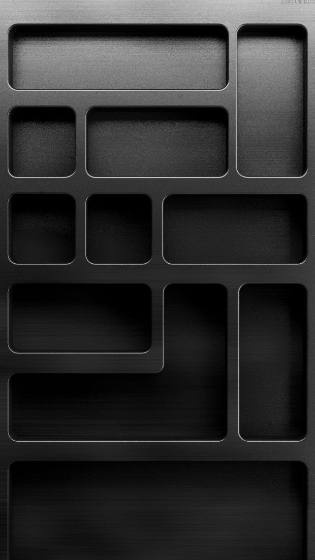 IPhone Wallpaper Shelf Fondo Celular Fractales Cartas Textura Fondos Para