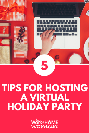 Five Tips For Hosting A Virtual Holiday Party In 2020 Company Holiday Party Work Christmas Party Ideas Office Holiday Party Ideas
