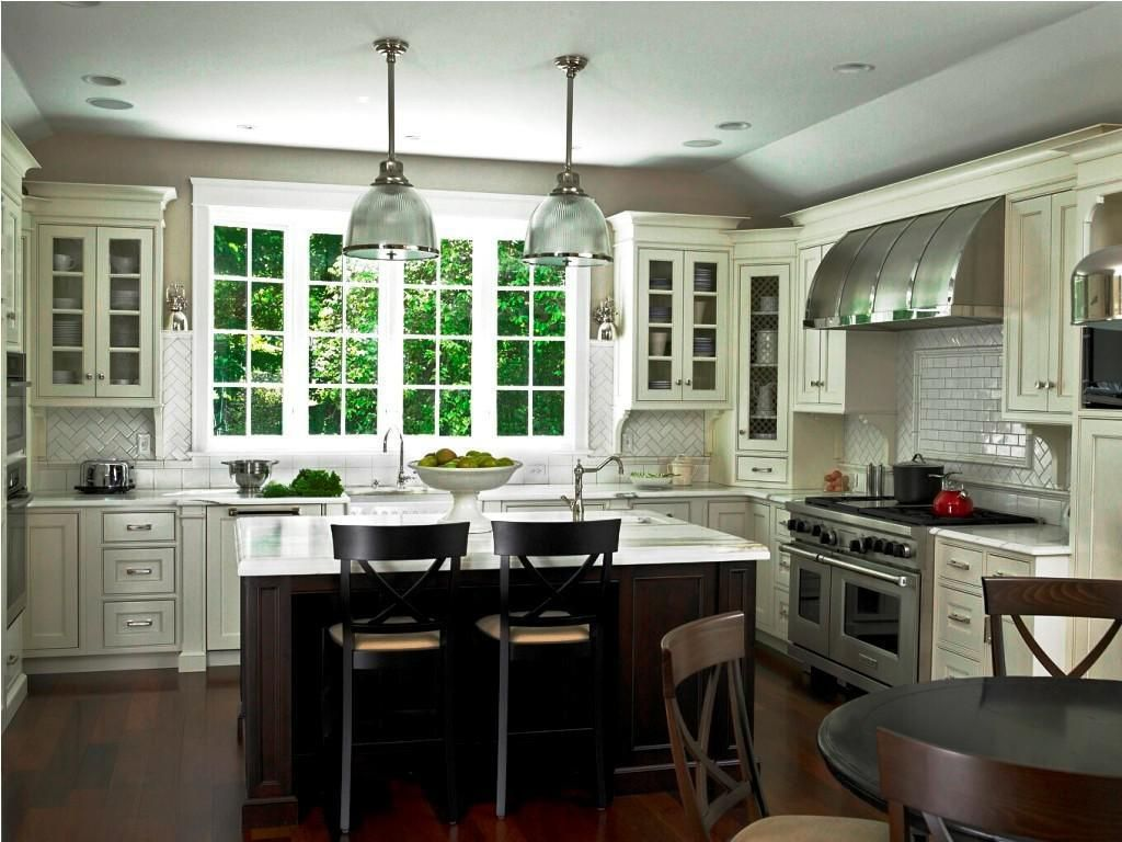 Traditional Kitchen  Google Search  Kitchen Ideas  Pinterest Stunning Traditional White Kitchen Cabinets Inspiration
