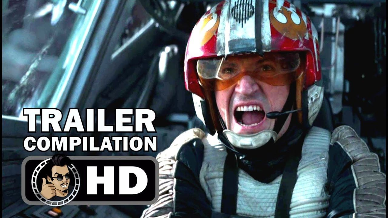 ROGUE ONE: A STAR WARS STORY - All Trailers Compilation (2016) Felicity ...