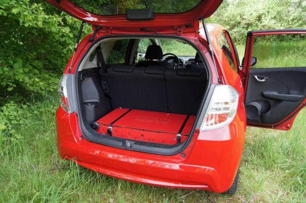 Turn Your Car Into A Tiny Motorhome Swiss Room Box Motorhome Car
