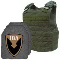 Advanced Survivor » Defender Plate Carrier + Armor (OD Green)