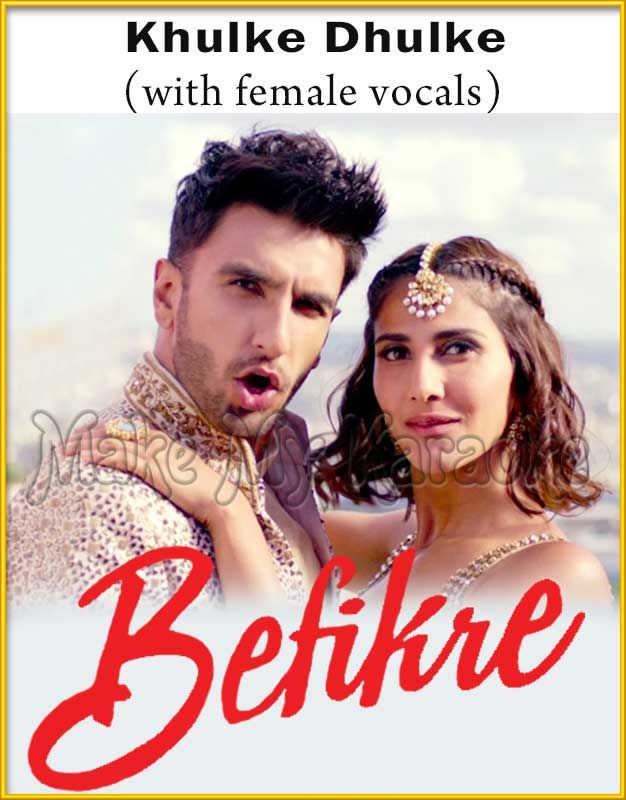 Hindi Songs Karaoke With Lyrics Female — TTCT