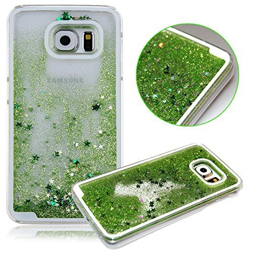 Galaxy Note 5 Case, UZZO Galaxy Note 5 Liquid Glitter Case ...
