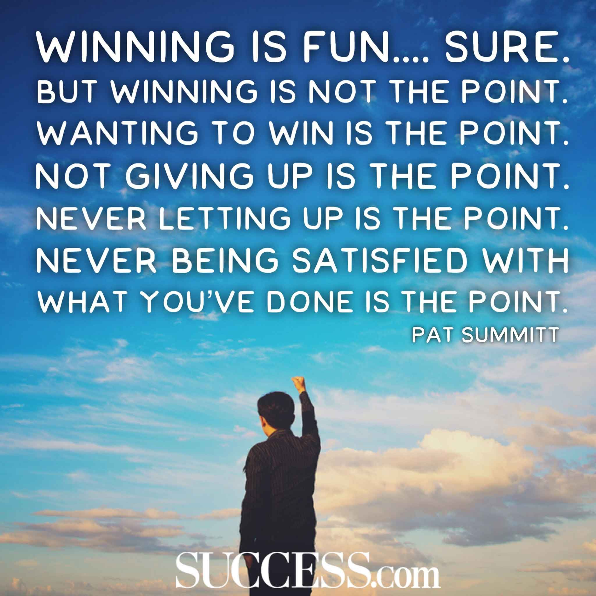 Winning Quotes Glamorous 13 Motivational Quotes About Winning  Motivational Success And .
