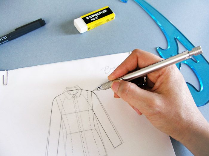 Materiales Para Dibujar Diseno De Modas Disenos De Unas Dibujarte