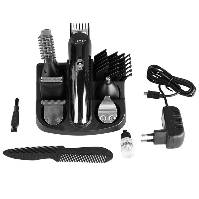 Haircut Hair Styling Tools Set Wireless Electric Hair Clipper Shaver Rechargeable Beard Electric Hair Trimmer Hair Trimmer Men Mens Grooming Kit Hair Tool Set