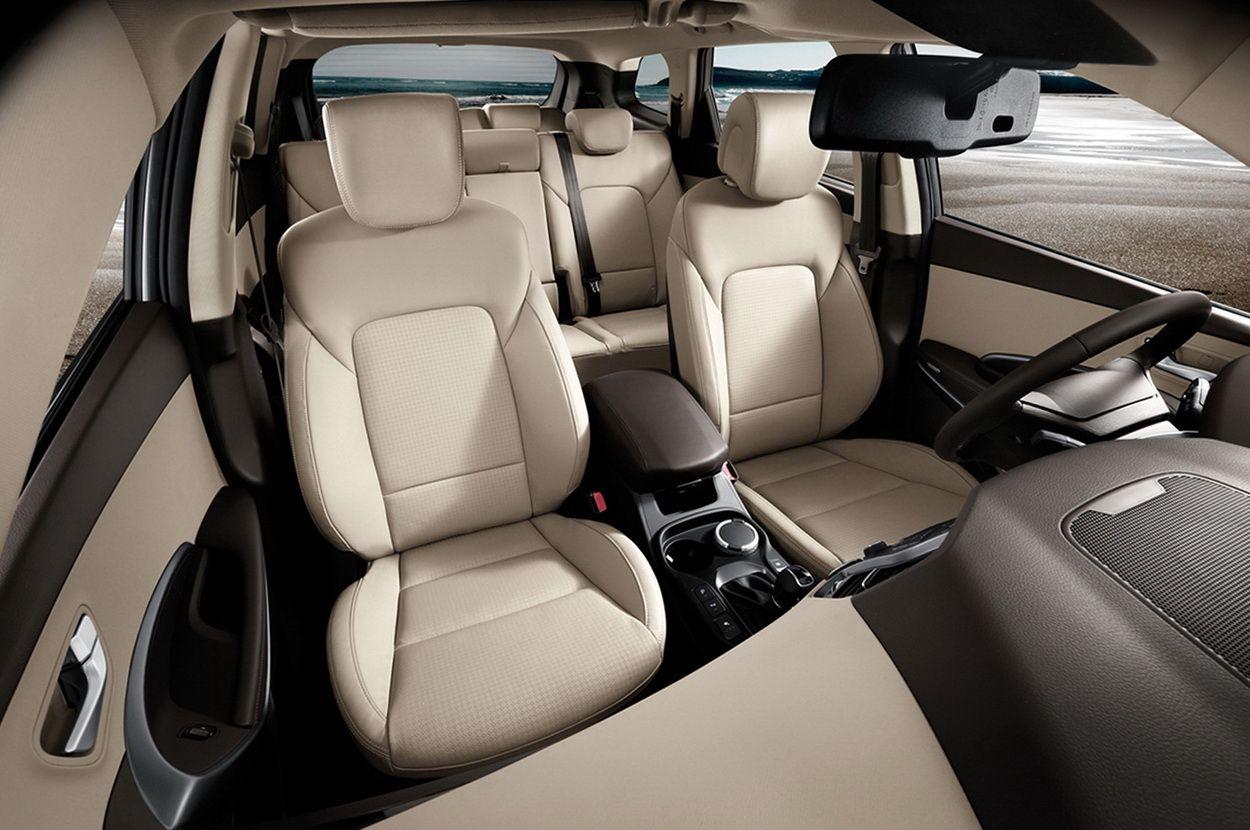 2016 Hyundai Santa Fe Interior View 2016 Hyundai Models