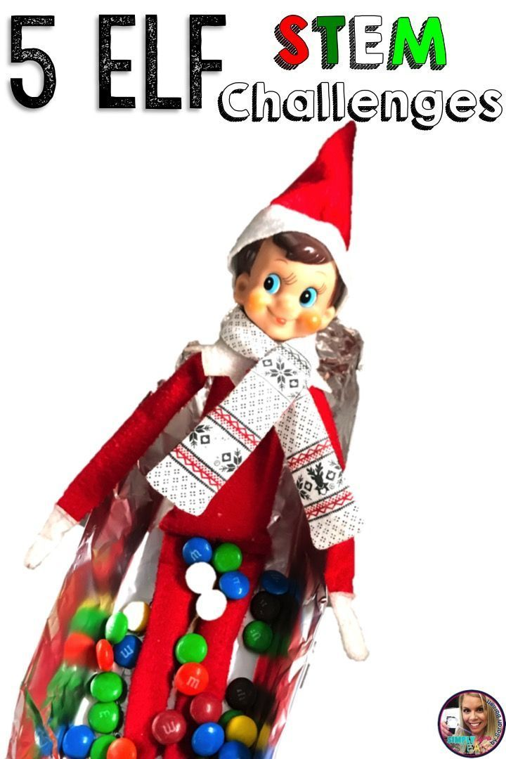New Pic Elf on the Classroom Shelf Suggestions