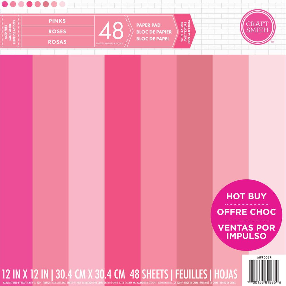 12 new paper pads at michaels craft 12 new paper pads at michaels craft smiths pink jeuxipadfo Choice Image