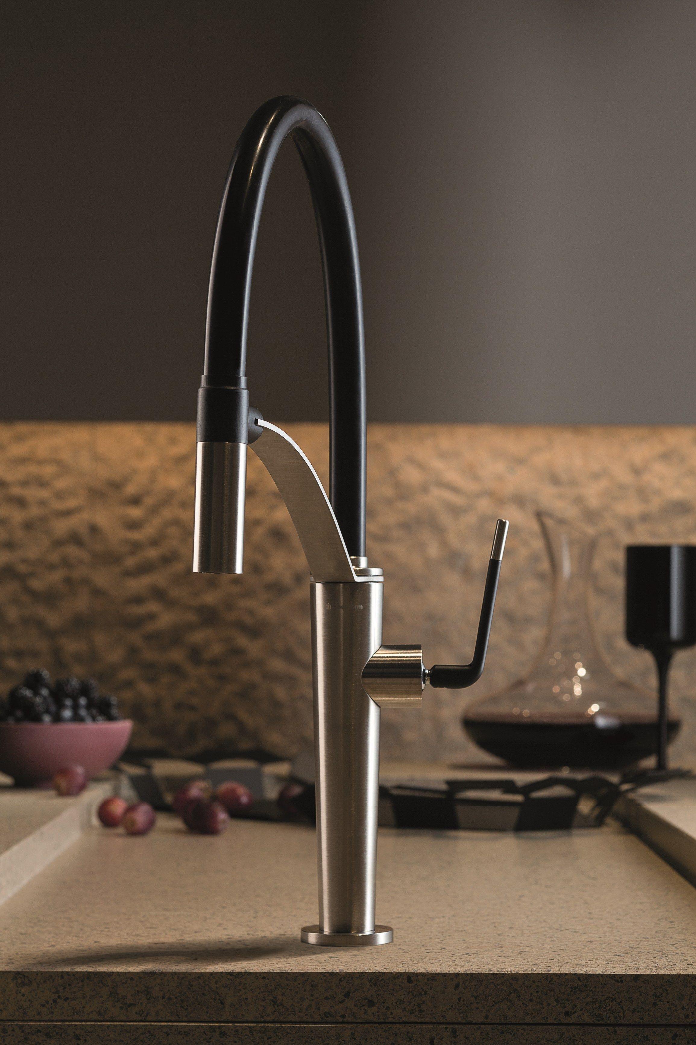 Miscelatore Da Cucina Piano Collezione O Rama Kitchen By Newform Design