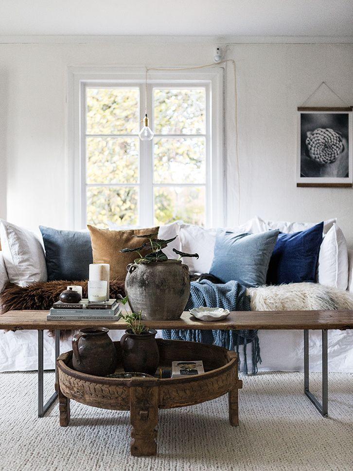 Made In Persbo: Blå hösthimmel och gula löv | Feels like home ...