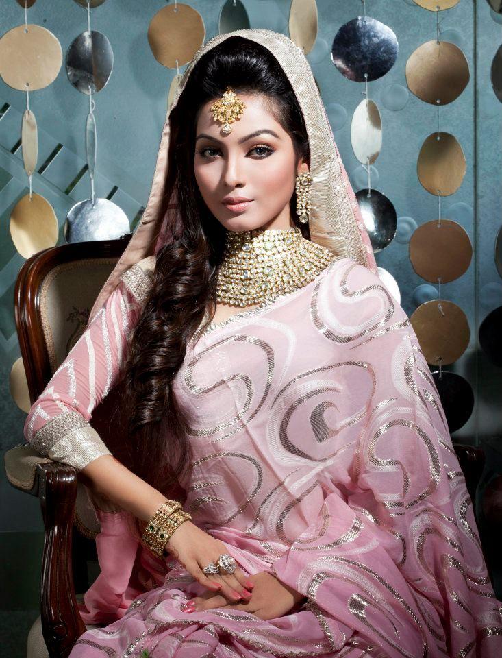 Bangladeshi Bridal Make Up By Farzana Shakil