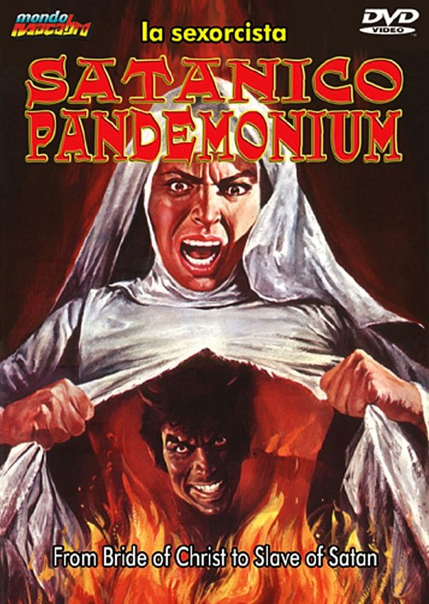 Satanico pandemonium • Gilberto Martínez Solares