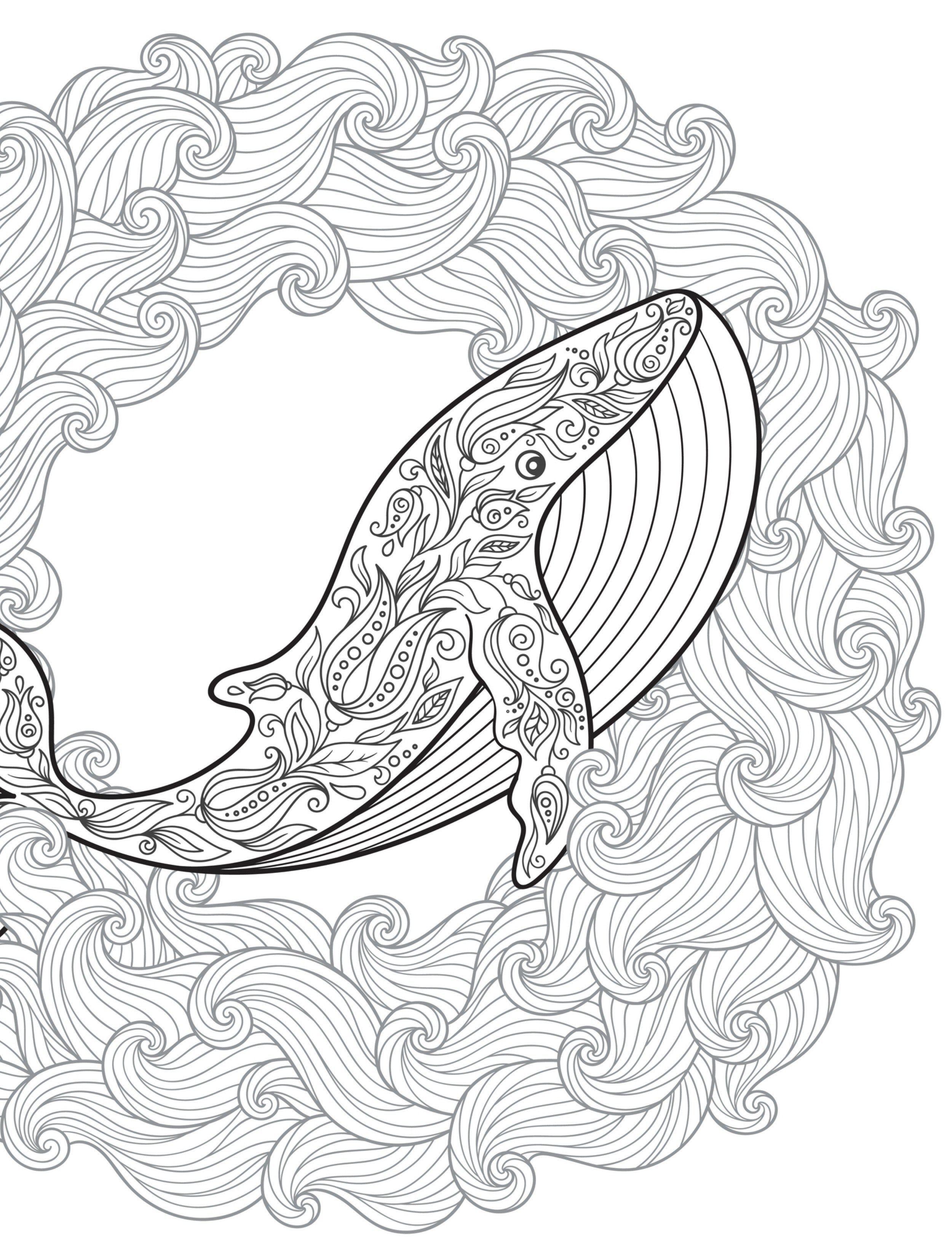 Whimsical designs coloring book - 18 Absurdly Whimsical Adult Coloring Pages