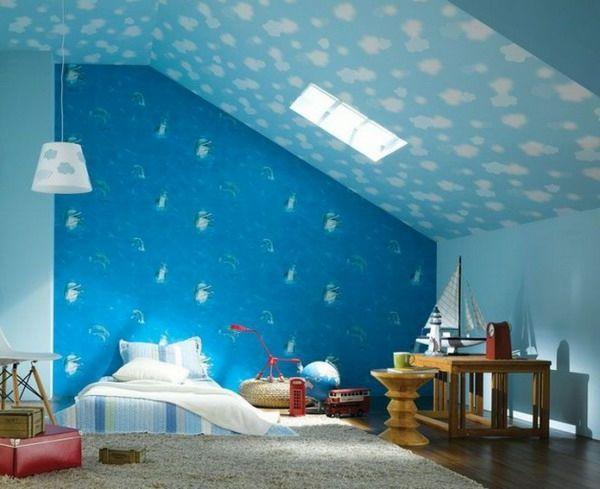 Die Wichtigkeit der tollen Decke in Ihrer Wohnung | Deckchen, Wolke ...