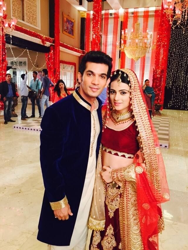 Just In IshKhar Share Their Wedding Look