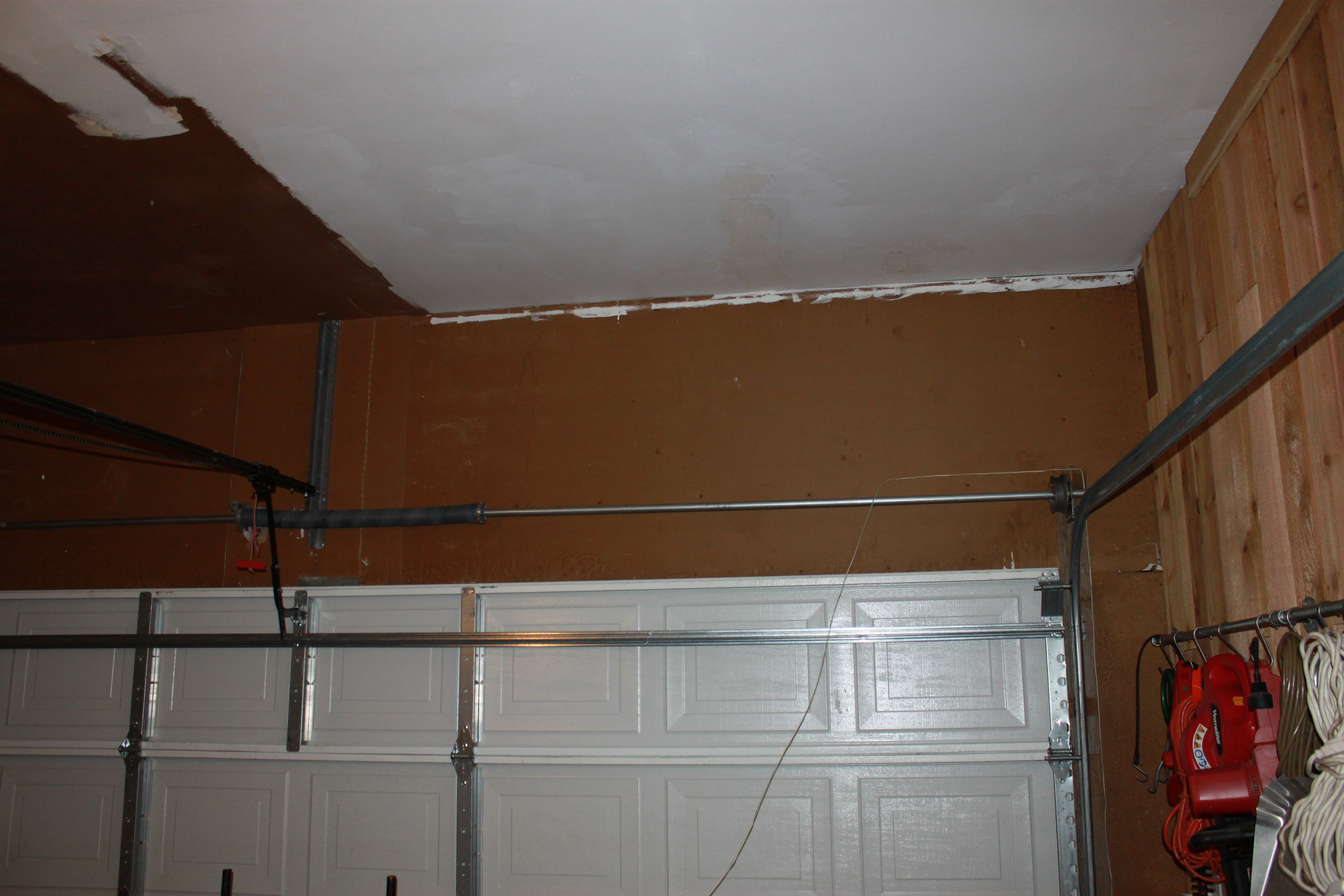 Garage Door Opener 8 Foot Ceiling Intended For Home