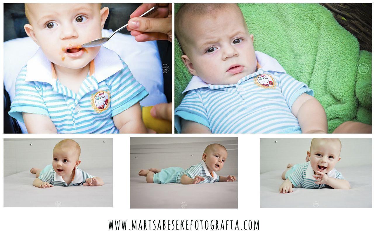 Acompanhamento trimestral infantil. www.marisabesekefotografia.com