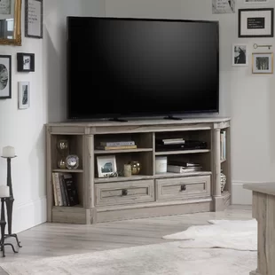 Accent Cabinet 12 Inches Deep Wayfair Corner Tv Stands Corner Tv Cabinets Corner Tv