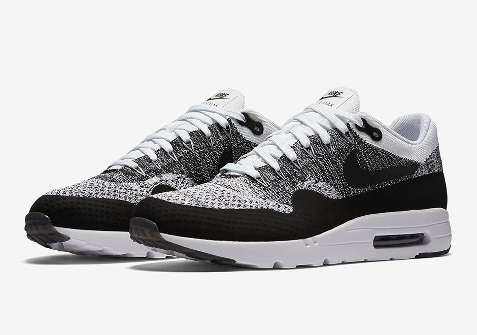 size 40 54261 c6a39 843384-100-nike-air-max-1-ultra-flyknit-Black-White-01