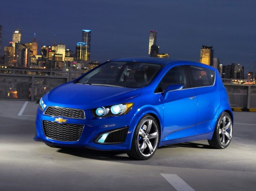 2019 Chevrolet Aveo Redesign And Price Mobil
