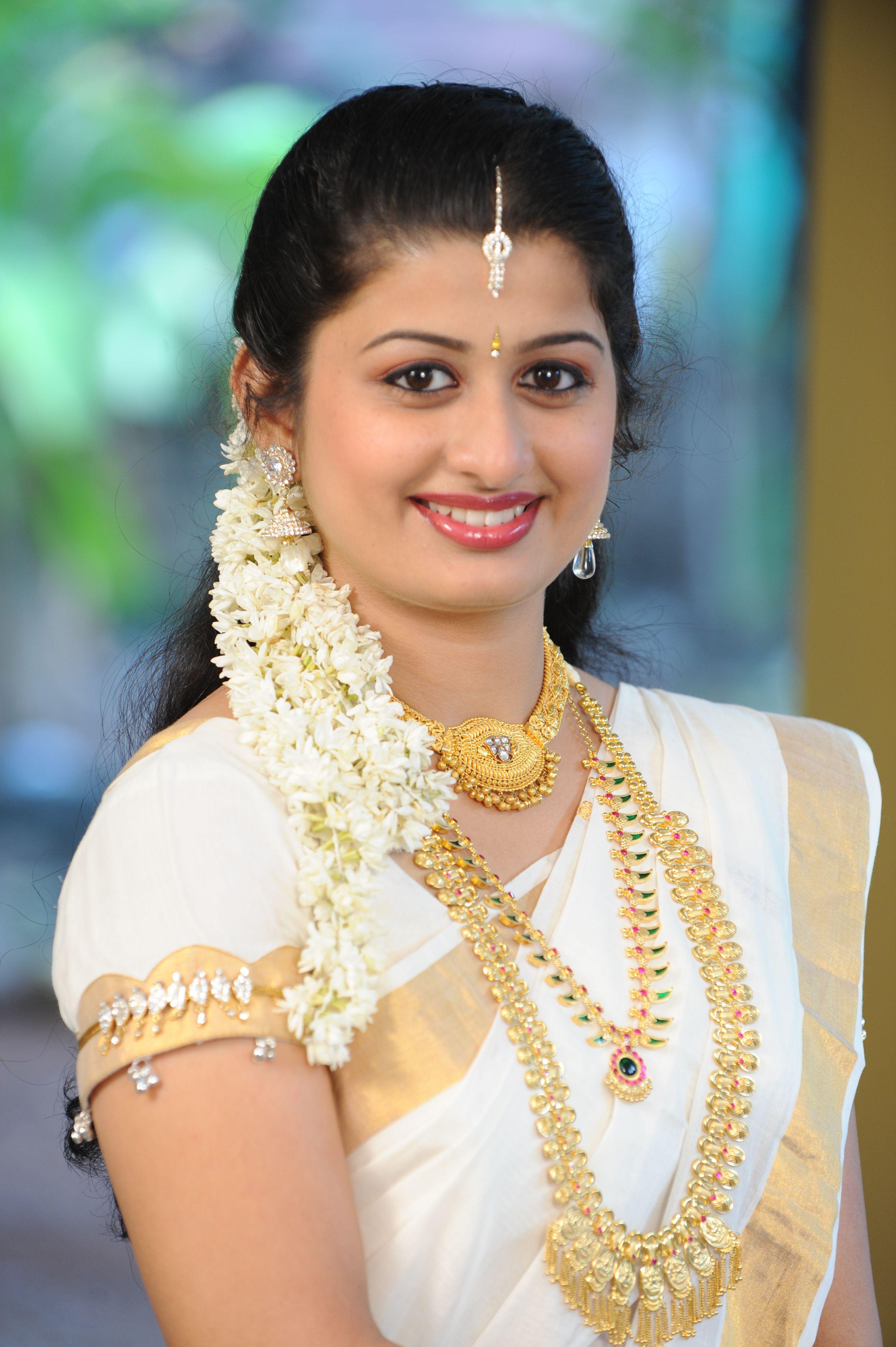 #Natural wedding day makeup at Seenaimage Beauty Salon at #calicut #kerala…