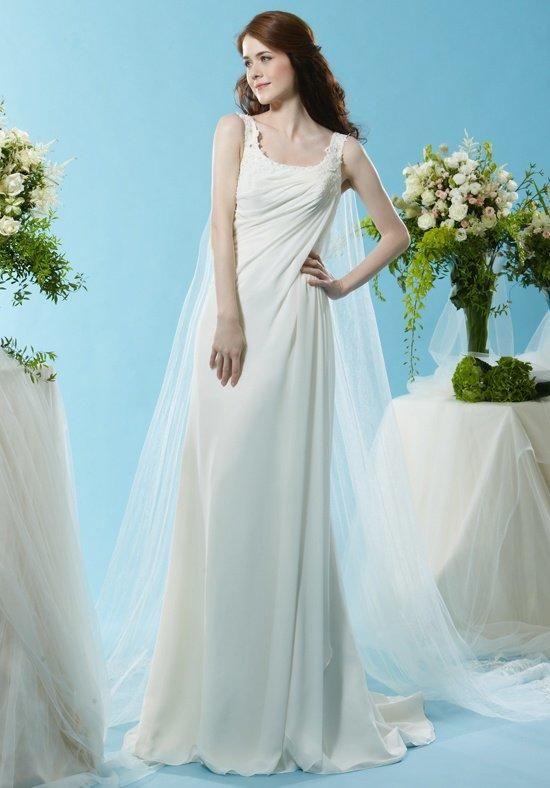 Picture Eden Bridals wedding dress SL072, Picture Grecian wedding ...