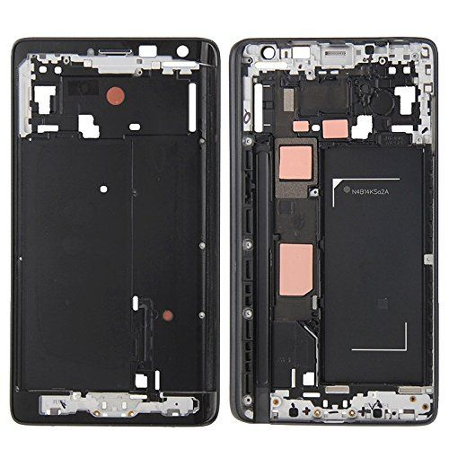 IPartsBuy Front Housing LCD Frame Bezel Plate Replacement