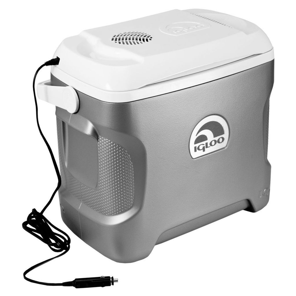 Igloo Iceless 12 Volt Portable Cooler In 2020 Portable Cooler Camping Coolers Car Cooler