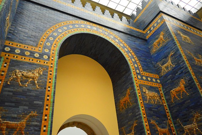 Berlin Skip The Line Pergamon And New Museum Guided Tour Plus Museum Island Pass Museum Island Pergamon Egypt Museum