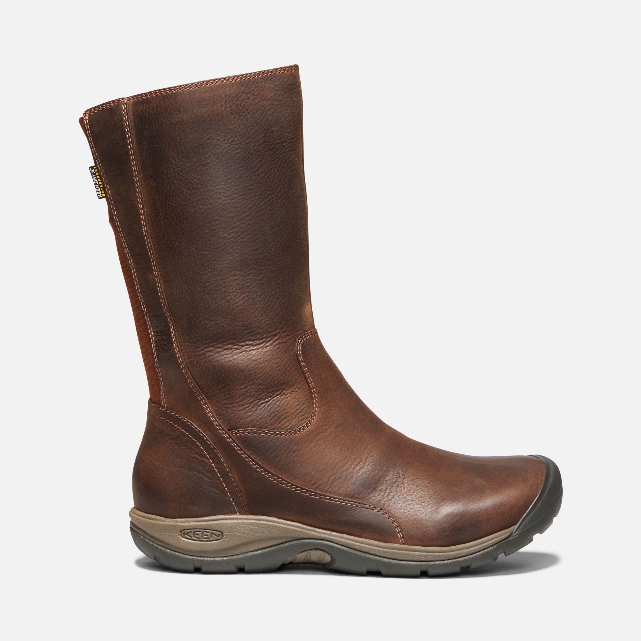 Keen Women's Waterproof Presidio II Boot Size 10, In